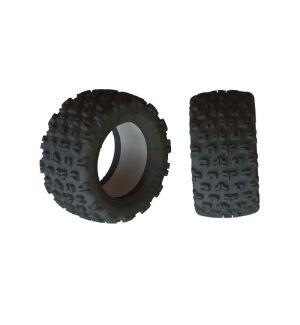 Arrma Dboots 'Copperhead2 SB MT' Tire & Inserts (2) - ARA520055