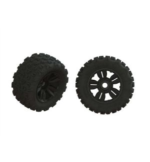 Arrma Dboots 'Copperhead2 SB MT' Tire Set Glued (1 Pair) - ARA550061
