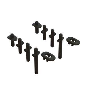 Arrma Colonnine supporto carrozzeria - AR320453