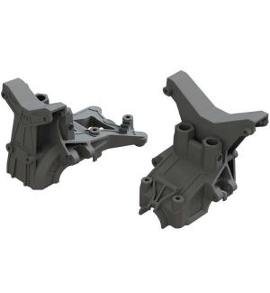 Arrma Composite Front Rear Upper Gearbox Covers and Shock Tower AR320399