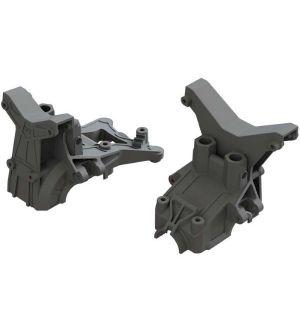 Arrma Copertura anteriore/posteriore differenziali e supporto ammortizzatori - AR320399