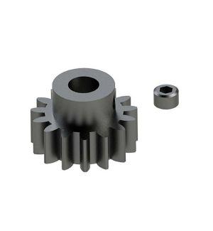 Arrma Pignone acciaio 15T Mod1 5mm - AR310476
