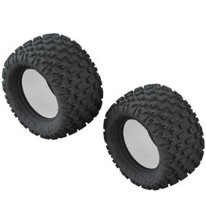 Arrma Gomme + inserti dBoots Fortress Monster Truck 2.8 (2 pz) - AR520045