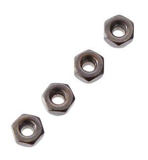 Arrma Dadi autobloccanti 2,5mm (4 pz) - AR715008