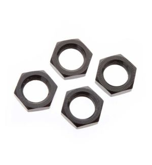 Arrma Dadi ruota alluminio neri 17mm (4 pz) - AR310449