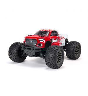 Arrma Granite V3 4X4 3S BLX Monster Truck RTR - Rossa