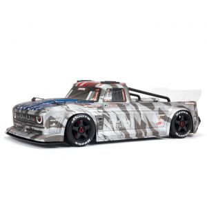 Arrma INFRACTION 1/7 6S BLX All-Road Truck RTR, Silver