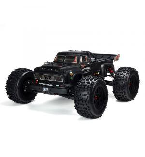 Arrma NOTORIOUS™ 6S BLX 1/8 StuntTruck 4WD RTR V5 Black