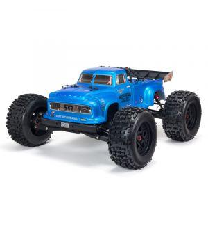 Arrma NOTORIOUS™ 6S BLX 1/8 StuntTruck 4WD RTR V5 Blu