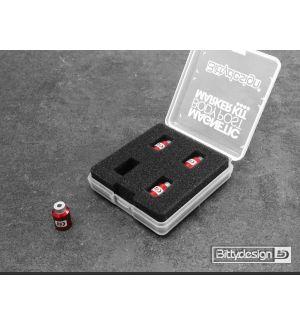 Bittydesign Kit Magneti Fori Carrozzeria