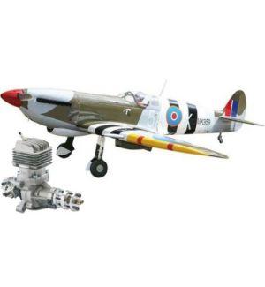 Seagull Spitfire ARF 30 CC + DLE 35 RA Aeromodello riproduzione