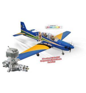 Phoenix Model Tucano 30-35CC + DLE 35 RA Aeromodello riproduzione