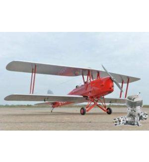 Phoenix Model Tiger Moth 25~33cc + DLE 35 RA Aeromodello riproduzione