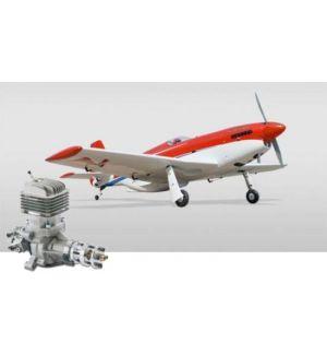Phoenix Model Strega 30cc + DLE 35 RA Aeromodello riproduzione