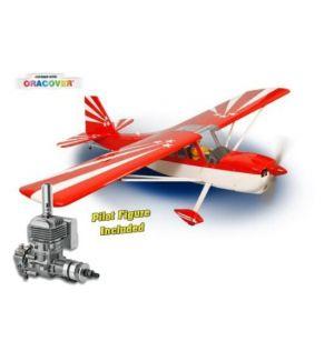 Phoenix Model Decathlon 20CC + DLE 20 Aeromodello riproduzione