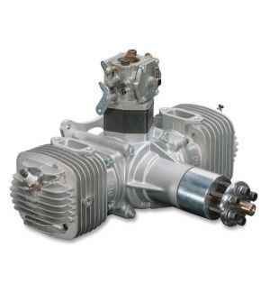 DLE DLE-120 cc bicilindrico Motore a scoppio 2T BENZINA
