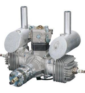 DLE DLE-40 cc bicilindrico Motore a scoppio 2T BENZINA
