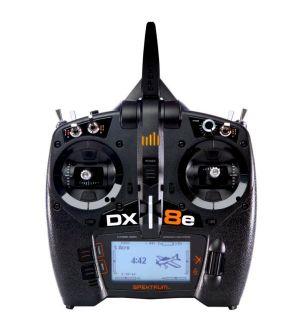 Spektrum DX8e DSMX solo TX Radiocomando