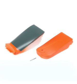 E-flite Radio and Battery Hatch: Carbon-Z Cub SS 2m EFL12407