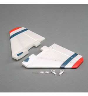 E-flite Piano di coda F-16 Thunderbird 70mm EDF - EFL7804