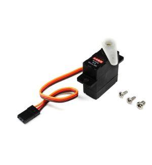 E-flite Servocomando Submicro A460 Analogico 23g MG - SPMSA460