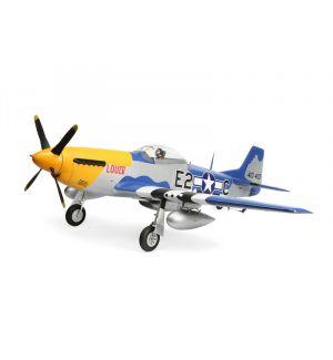 E-flite P-51D Mustang 1.5m Smart PNP SMART