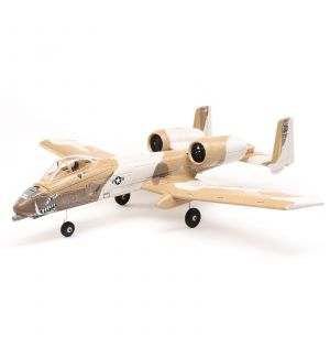 E-flite UMX A-10 Thunderbolt II 30mm EDF BNF Basic with AS3X and SAFE