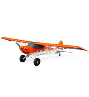 E-flite E-FLITE CARBON-Z CUB BNF BASIC WITH AS3X AND SAFE