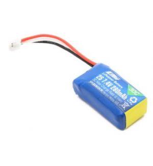 E-flite Batteria Li-Po 2 celle 280mAh 30C