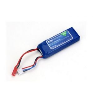 E-flite Batteria Lipo 800mAh 2S 7.4V 30C JST