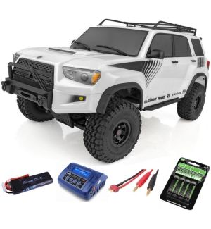 Element RC by Team Associated Enduro Trailrunner RTR automodello Crawler elettrico SUPER COMBO