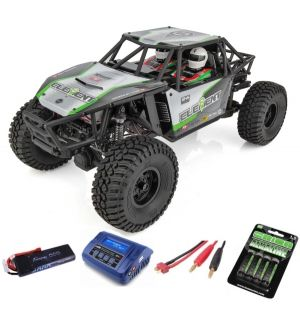 Element RC by Team Associated Enduro Gatekeeper Rock Crawler Buggy RTR SUPER COMBO