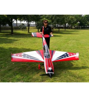Extreme Flight Extra 300 78 V3 ARF - 198 cm Aeromodello acrobatico