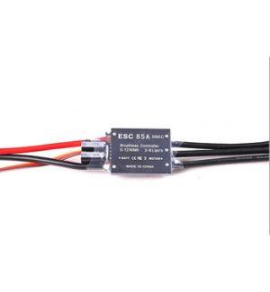 FMS Regolatore 85A UBEC 6A PITTS 140cm/P51 170cm