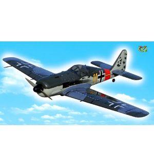 VQ Model Focke Wulf 190 Longnose / 1500mm Aeromodello riproduzione