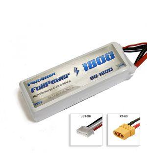 FullPower Batteria Lipo 4S 1800 mAh 90C PLATINUM - XT60