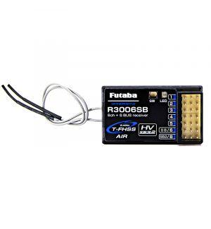 Futaba R3006SB 2.4Ghz T-FHSS 6CH S-BUS2 Ricevente