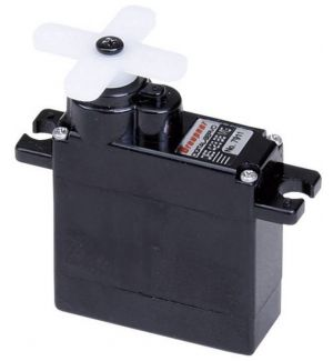 Graupner SJ DES 428 BB MG - 2,4 (6,0V)-0,17 (6,0V) Servocomando micro