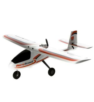 Hobbyzone HOBBYZONE AEROSCOUT 1.1M BNF BASIC WITH SAFE SELECT