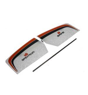Hobbyzone Piano di coda AeroScout S 1.1m - HBZ3804