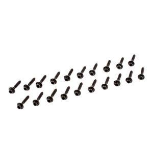 Spektrum Socket Head Servo Mounting Screws (20) - SPMA4042