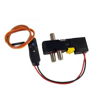 Jet-Tronics Valvola elettronica aria doppio effettoMAXI