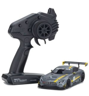 Kyosho Mini-Z RWD MERCEDES AMG GT3 Color 1
