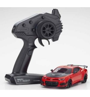 Kyosho Mini-Z RWD Chevrolet Camaro ZL1 1LE Red Hot