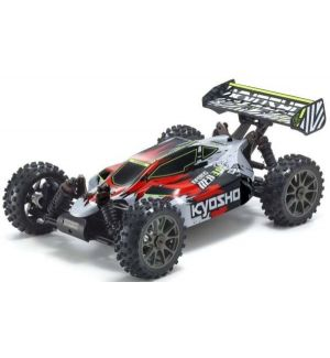 Kyosho Inferno Neo 3.0VE 1:8 RC Brushless EP Readyset - T2 Rossa Automodello elettrico