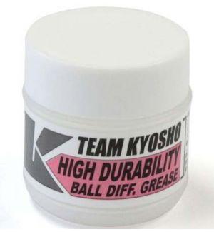 Kyosho Grasso al silicone per differenziale a sfere 'high durability'