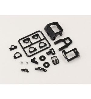 Kyosho Motor case set /Type LM(for MR-03) - MZ305