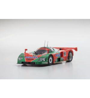 Kyosho ASC MR-03W-LM MAZDA 787B No.55úV91LM - MZP342RE
