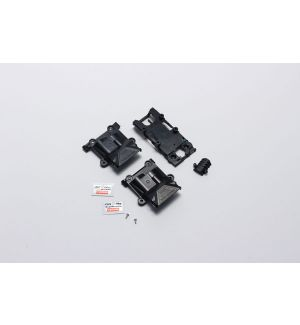 Kyosho Upper/Servo motor cover set(MR03/Sports) - MZ411