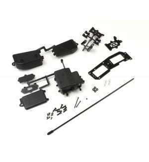 Kyosho Radio Box Unit Set(GT2/NEO ST//MP9 Type) - IGW051